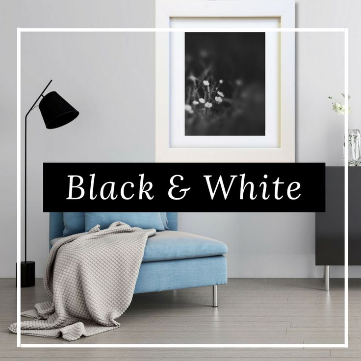 Discover ways to style your home in monochrome with original black and white inspired photography and art from our talented artists around the world, only on FineArtSeen. Enjoy the Free Delivery.