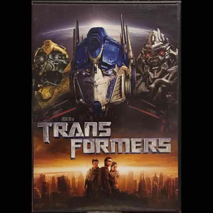 Transformers (DVD 2007) - Mercari: Anyone can buy & sell