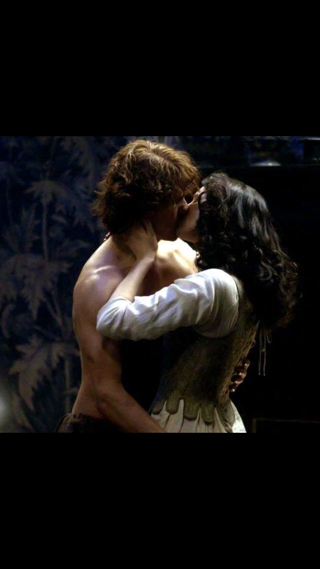 Jamie and Claire passion