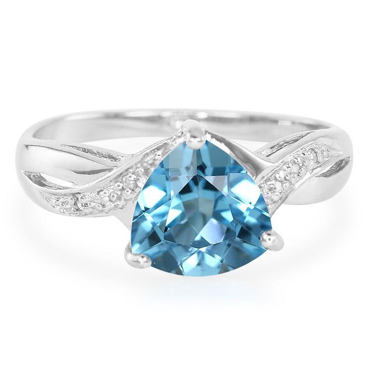 Zilveren+ring+met+een+hemel-blauwe+topaas+-+een+uniek+meesterwerk+met+de+hand+gemaakt.+Uitzonderlijk+vakmanschap+in+een+uniek+exemplaar.+Alleen+bij+Juwelo.