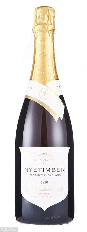 Nyetimberis the Queen's favourite fizz, a sparkling English wine produced in deepest West Sussex that critics have called 'mouth-watering'