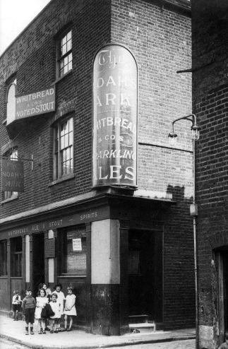 Noahs Ark, 380 Rotherhithe Street, Rotherhithe