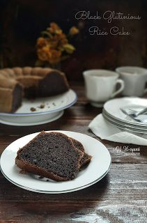 My Kitchen Notes: Cake Ketan Hitam