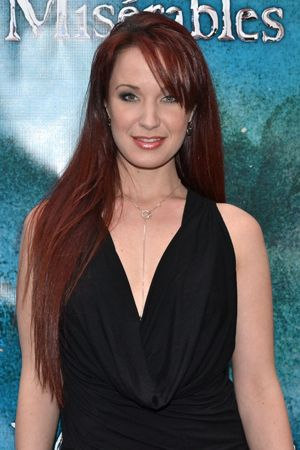 The 2014 Broadway Revival Of Les Misérables At The Imperial Theater. Sierra  Boggess Attends Opening