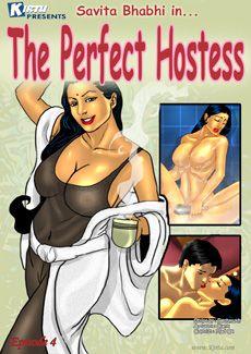 Savita Bhabhi: Episode 4 - The Perfect Hostess