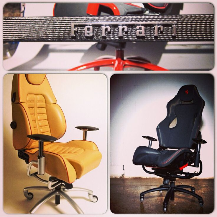 ferrari office chair home. if it came in a ferrari can be made into an amazing office chair home