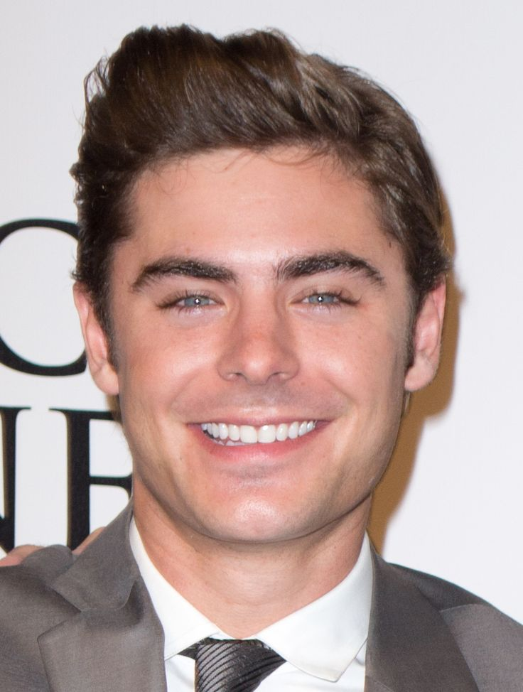 Zac Efron's Hairstyles through the years | http://hairstylealbum.com/zac-efron-hairstyles/