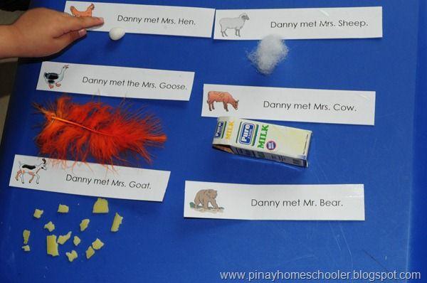 The Pinay Homeschooler: B4FIAR: Ask Mr. Bear