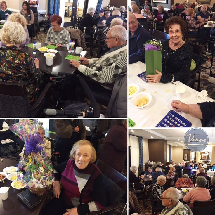 Everyone at Four Elms Retirement had a great time at the Bingo Extravaganza!