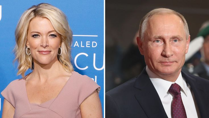 """Vladimir Putin Tells Megyn Kelly American Hackers May Have """"Shifted the Blame"""" to Russia #FansnStars"""