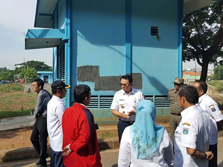 Basuki Blusukan di Jakarta Timur