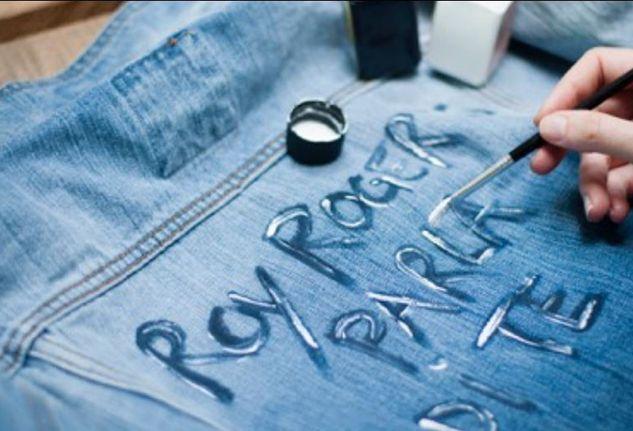 Roy Roger's, storico brand italiano di denim, offre la possibilità a chiunque lo desideri di personalizzare un capo vintage gratuitamente.