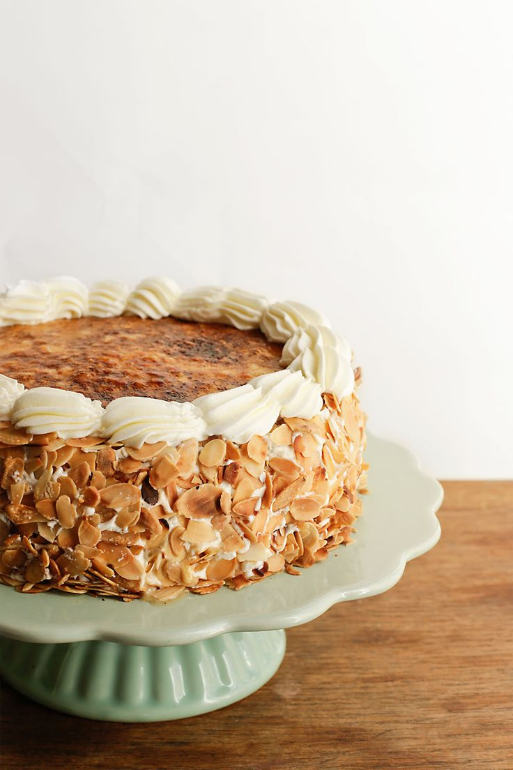 Receta de tarta San Marcos paso a paso