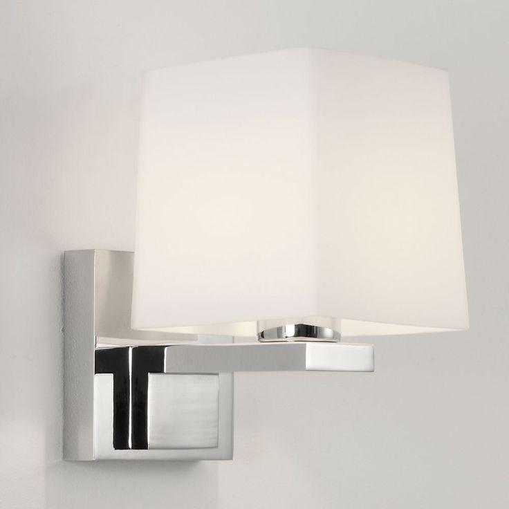 Popular Bathroom Lights On Pinterest  Halogen Lamp Polished Chrome And