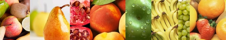 Which fruit are in season in the Southern hemisphere.