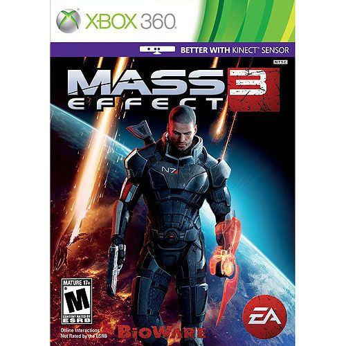 Mass Effect 3 Xbox 360 New Xbox 360 #ElectronicArts