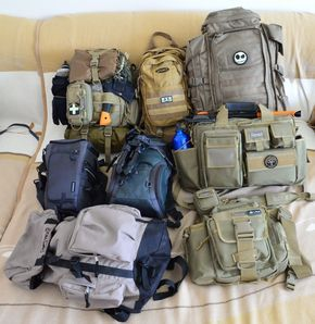 Bug Out Bag, Get Home Bag, Everyday Carry Bag, What's the Difference?
