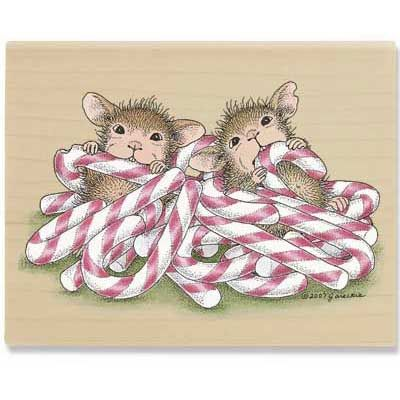 """""""Sweet Tooth"""" from House-Mouse Designs / www.house-mouse.com - (HMJR1064). This item was recently purchased off from our web site. Click on the image to see more information."""