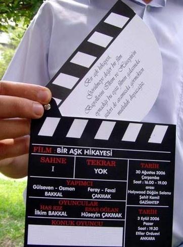 Film düğün davetiyesi http://nilufernikahsekeri.com/katalog1/31-dugun-davetiye.html
