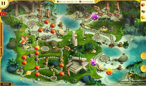 Free Download Latest Mini Games: Free Download 12 Labours of Hercules IV: Mother Nature Collector's Edition.