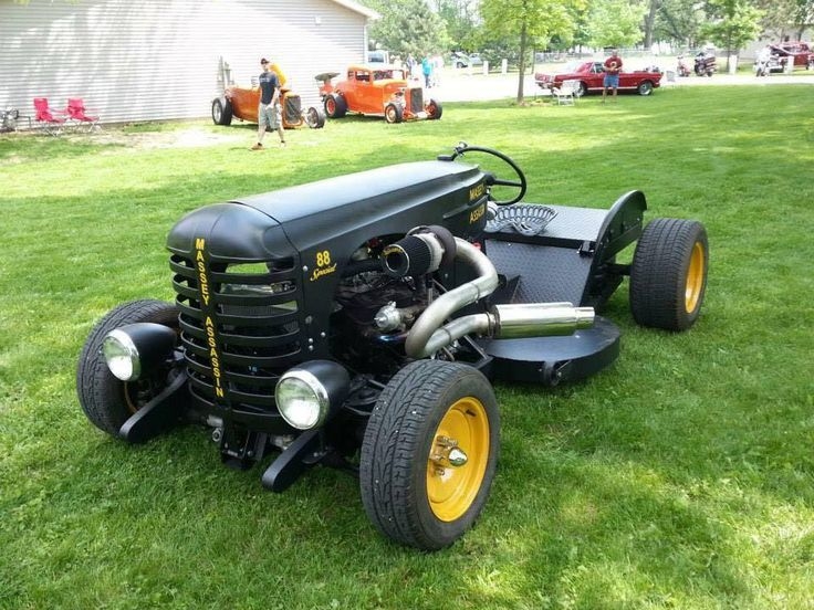 61 Best Images About Custom Lawn Mowers On Pinterest