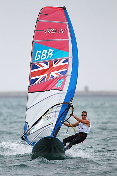 Sailing in Weymouth: Olympic Sailing Regatta in Weymouth♥