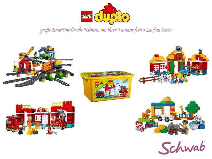 #Lego #duplo für kleine Tüftler von 1,5 bis 5  Jahren