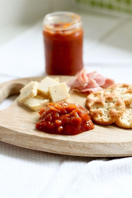 make it perfect: .Thermomix Cooking: Canned Tomato Relish.