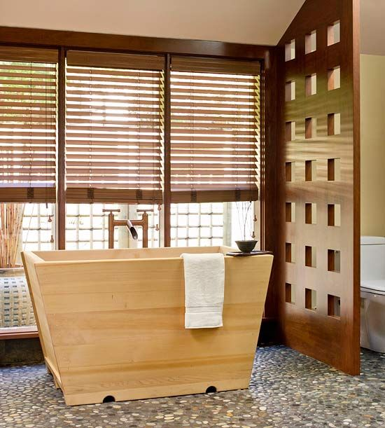 27 best wooden blind room dividers images on pinterest for Asian window coverings