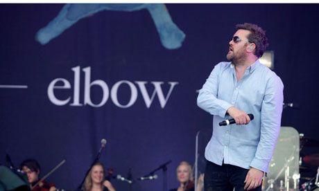 Glastonbury 2011: Guy Garvey Elbow