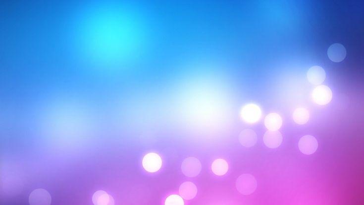 Скачать обои свечение, огни, розовый, синий, картинки, фото