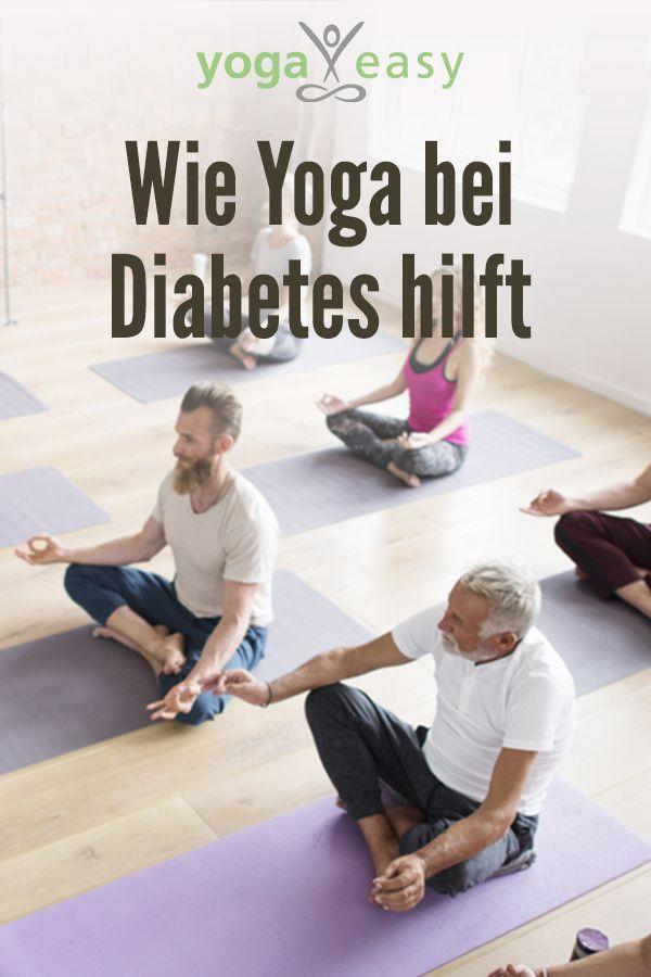 Yoga bei Diabetes: Wie eine regelmäßige Praxis Symptome und Ursachen von Typ-2-Diabetes bekämpft