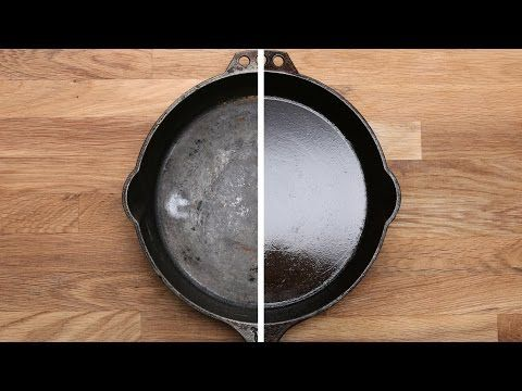 Learn How to Prepare, Cook With, and Clean a Cast Iron Skillet | Lifehacker UK