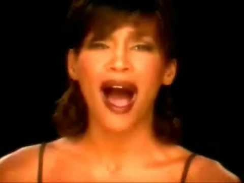 WHITNEY HOUSTON- DON'T CRY FOR ME(VIDEO)  I want this played at my funeral. Achingly beautiful song.
