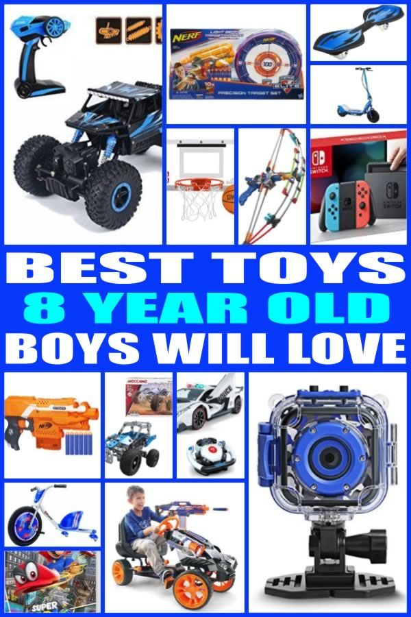 Kids Would Love Any Of These Toys From This Ultimate Toy Gift Guide Find The Best Perfect For Eight Year Old Boy Birthdays