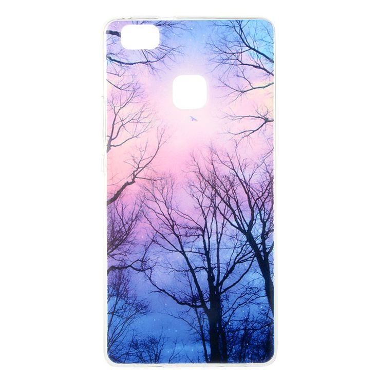 2016 Soft TPU Protector Case For Coque Huawei P9 Lite Case Silicon 5.2 Inch Back Cover For Huawei P9 Lite Phone Case Capa Shell