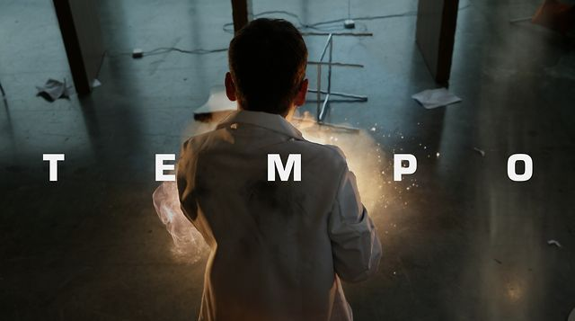 Tempo by Red Giant. In this new Red Giant short film, from the creators of Plot Device, a scientist must prevent a new, powerful technology from falling into the wrong hands.