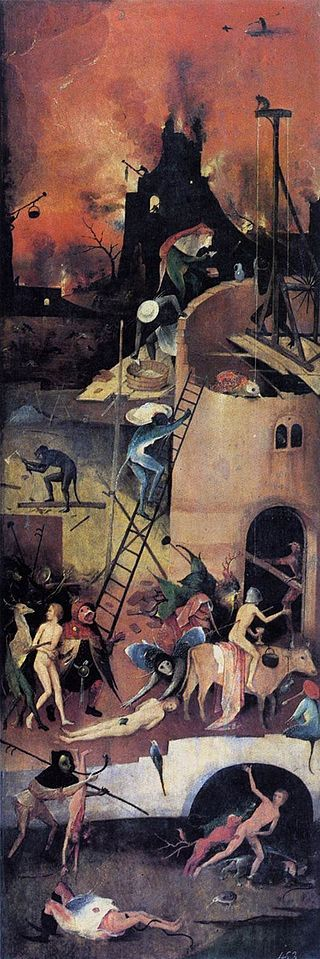 Hieronymus Bosch 083 - ヒエロニムス・ボス - Wikipedia