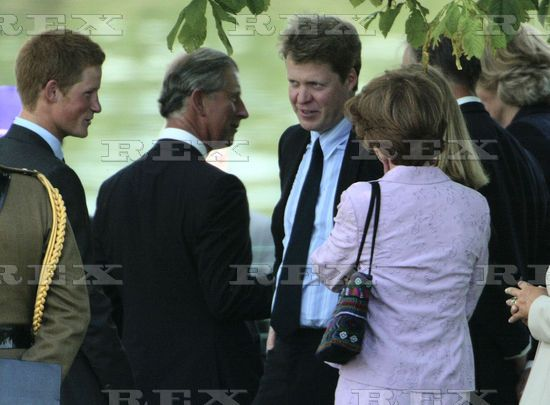 Prince Charles With Earl Spencer After The Official Opening Of The Diana Princess Of Wales Memorial Fountain In Hyde Park London. The Official Opening Of The Memorial Fountain Dedicated To Princess Diana After Its Unveiling At Hyde Park In London Jul Prince Charles With Earl Spencer After The Official Opening Of The Princess Diana Memorial Fountain In Hyde Park London. The Official Opening Of The Memorial Fountain Dedicated To Princess Diana After Its Unveiling At Hyde Park In London July 6…