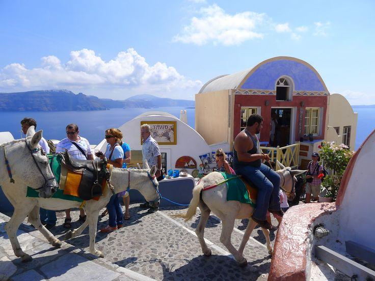 santorina | Yunanistan tatili bölüm 5: Santorini ve Atina