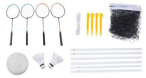 Volleybal/Badminton set