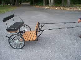 mini horse cart - Google Search