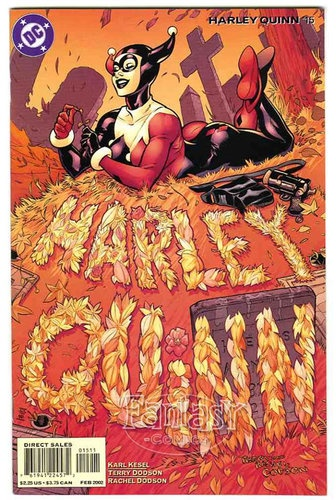 Harley Quinn 15 2002 NM 9 6 DC Comics | eBay