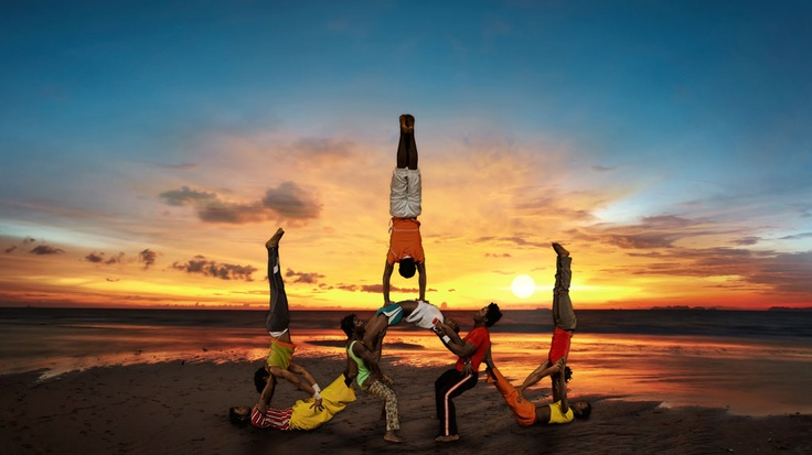 Cirque Mandingue: Fote Fore - Guinean circus troupe