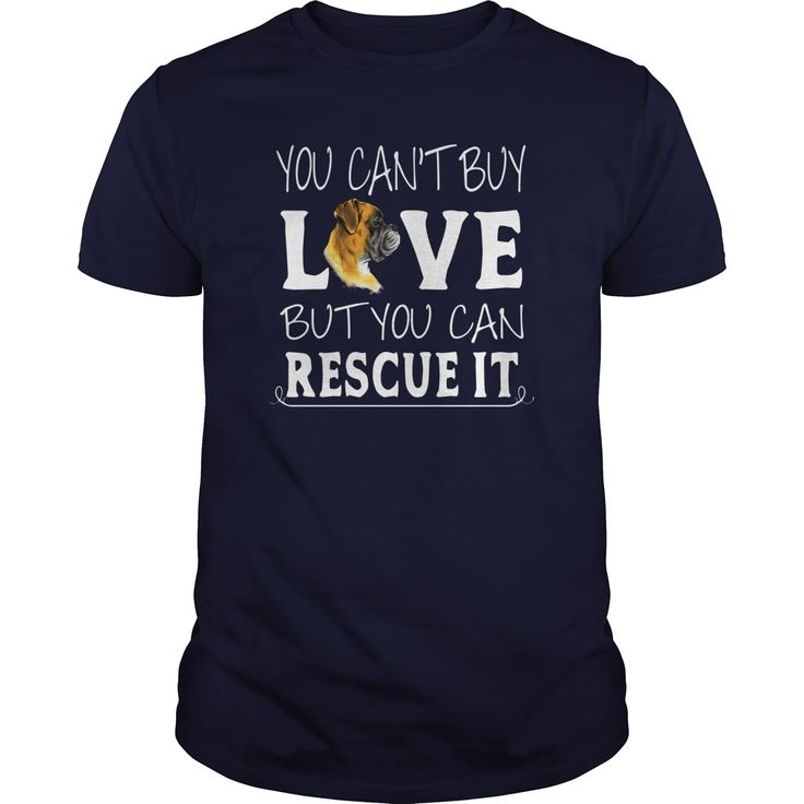 Rescue Boxer Dog TEEs