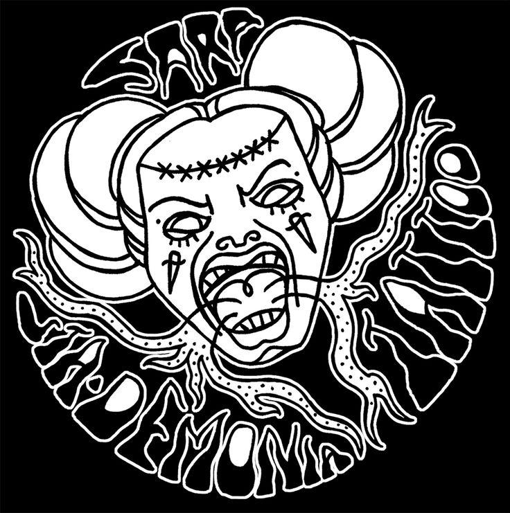 New T-shirts!! En StaDemonia Tattoo Barcelona♡ Www.stademonia.com #StaDemoniaTattoo #Tattoo #Barcelona #Sara #OldSchool #Tradicional #Camiseta #Tshirt #Demonia #QueerTattoo #DykeHard