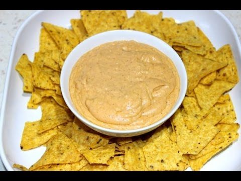 Сырный соус начо / Nachos cheese sauce - YouTube