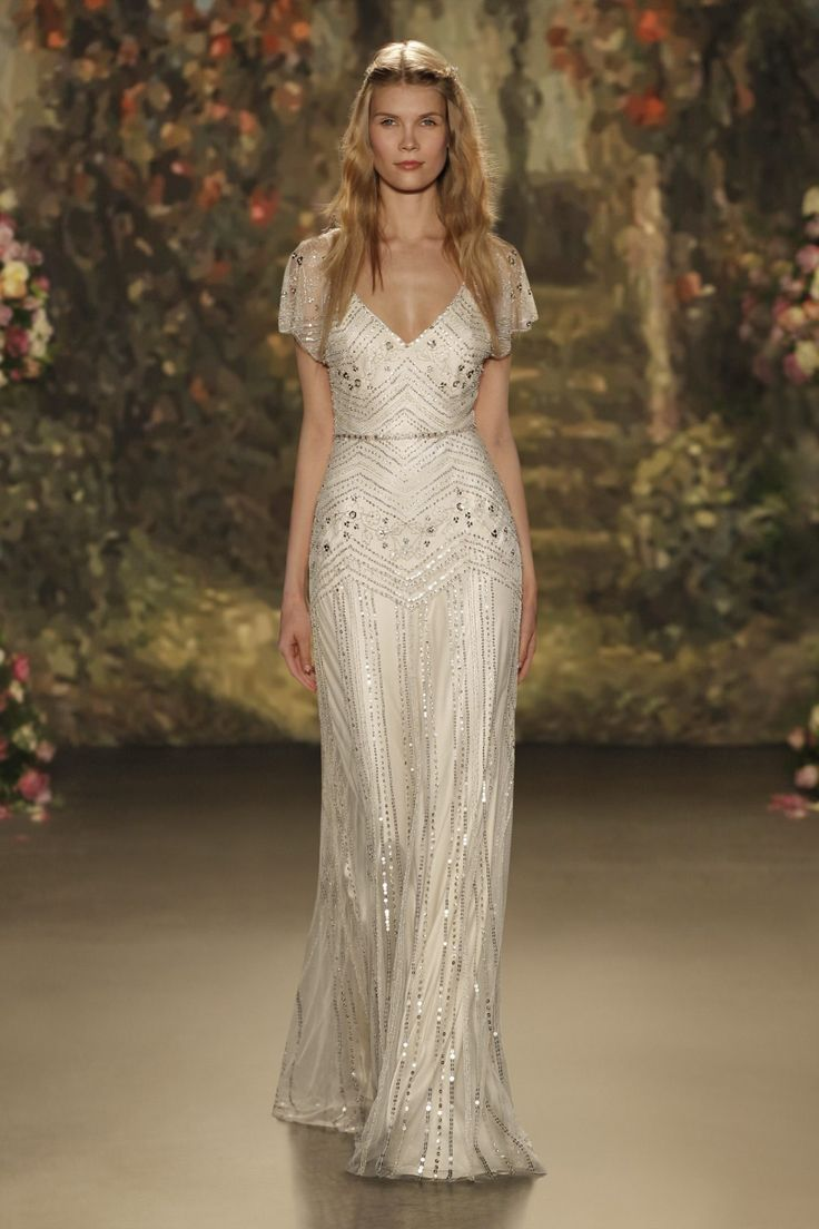 """Jenny Packham """"Portia"""" :: Available in Australia exclusively at Helen Rodrigues, Sydney +61 2 9904 5700"""