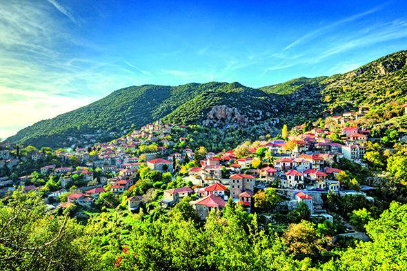 Καλαρρύτες, Νυμφαίο ή Δημητσάνα; 30 από τα πιο γραφικά χωριά της Ελλάδας για τα μάτια σας μόνο! (PHOTOS) - Ελλάδα - Greece - Travel Style