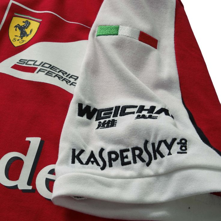 T-shirt Scuderia Ferrari replica 2015 - Scuderia Replica #ferrari #ferraristore #scuderiaferrari #rossoferrari #forzaferrari #newcollection #replica #puma